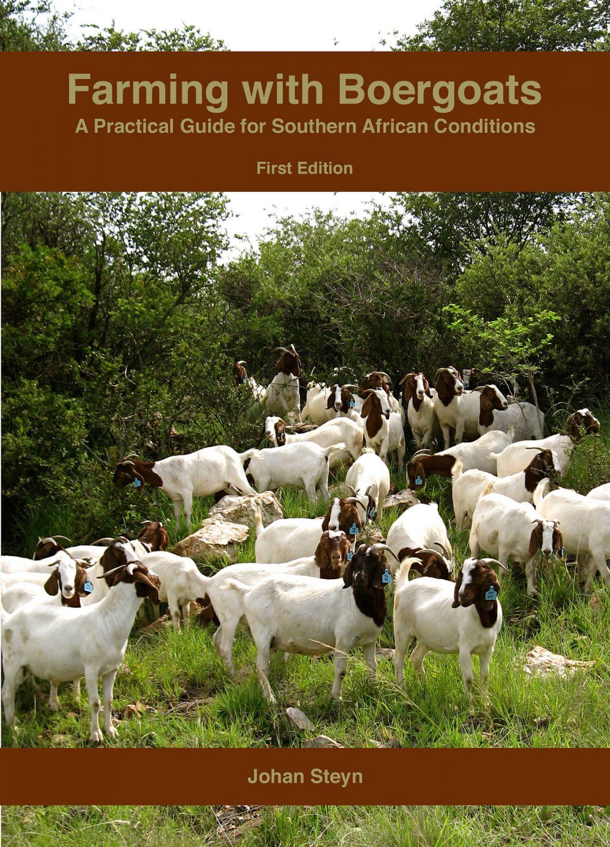 Farming with Boer Goat e-book