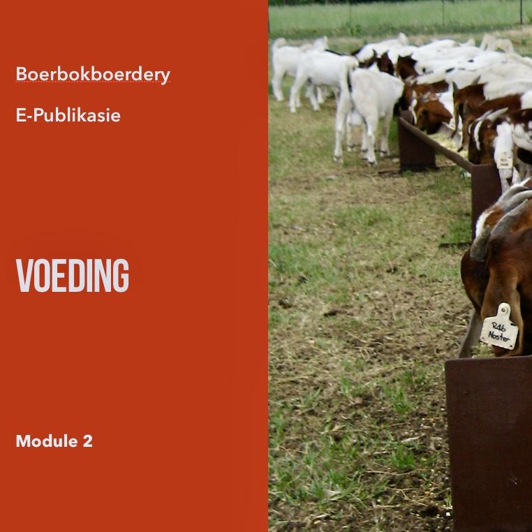 E-pub Module 2: Nutrition