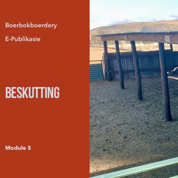 Boerbok Beskutting