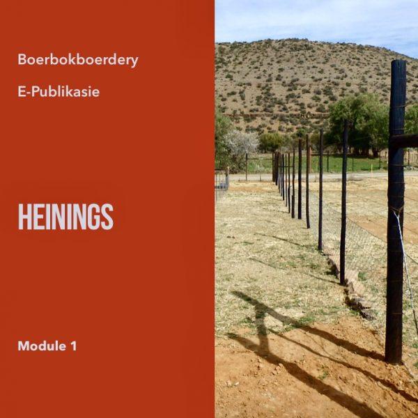 Boerbok Heinings